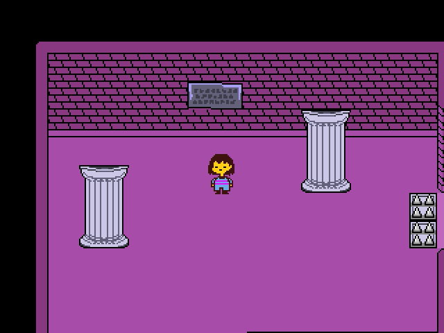 Undertale Part #3 - Ruins