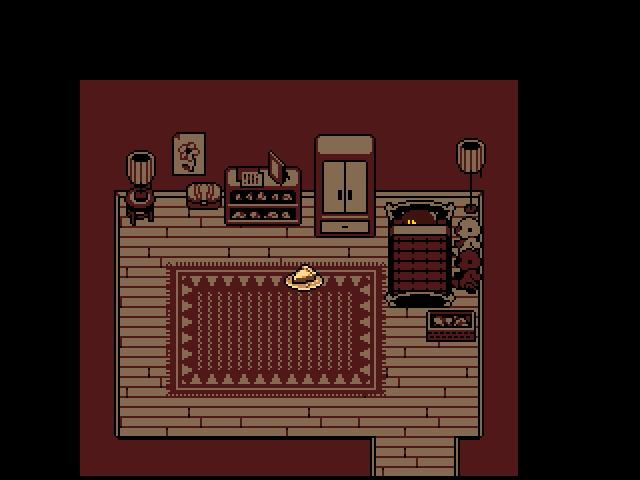 Frisk S Bed Room