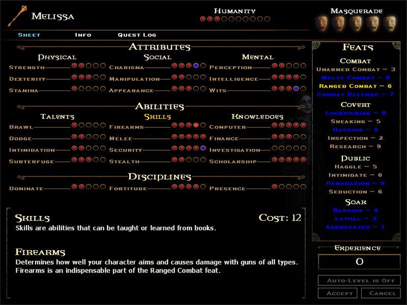 Vampire: The Masquerade - Bloodlines Part #49 - XLIX - Les
