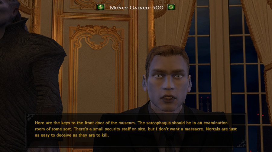 vampire the masquerade bloodlines how to get companions