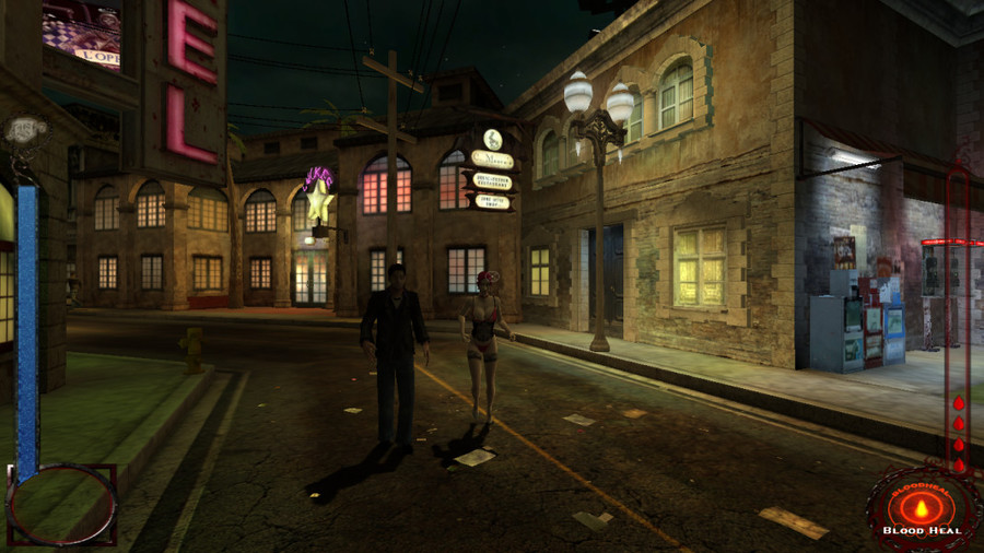 vampire the masquerade bloodlines how to get downtown