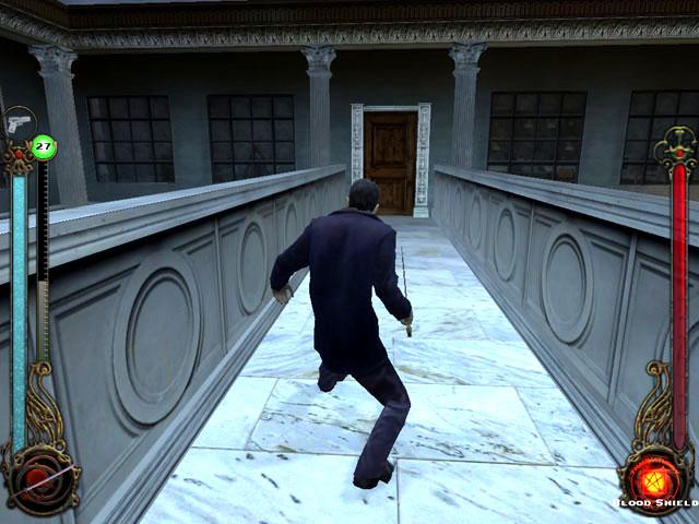 how to open door vampire bloodlines