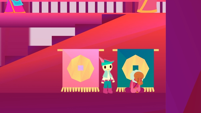 Wandersong Part #29 - The Beast On The Mountain