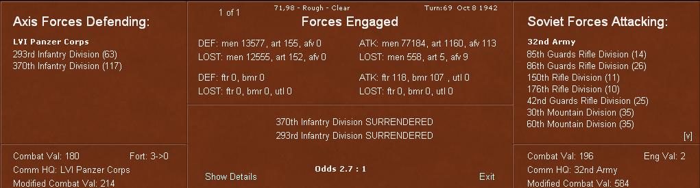 1 293rd Infantry Battalion