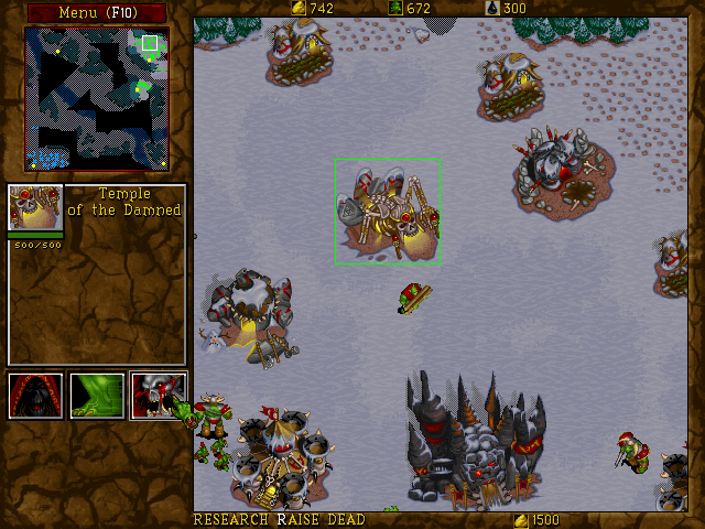 Warcraft Ii Part 11 Mission 11 Eh Who Needs The Dead