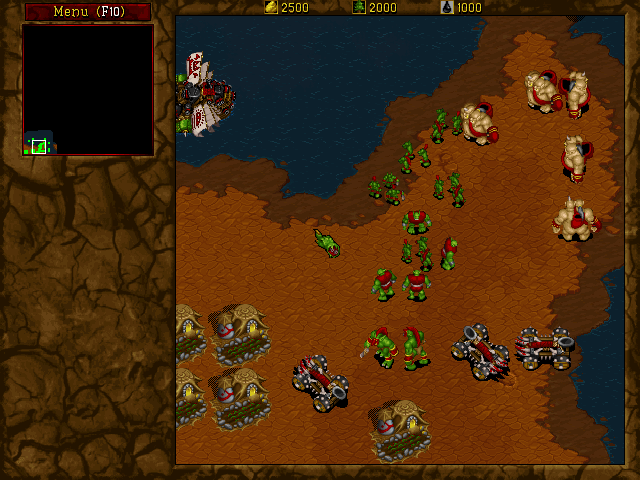 Warcraft Ii Part 12 Mission 12 Saying Goodbye To Old Enemies