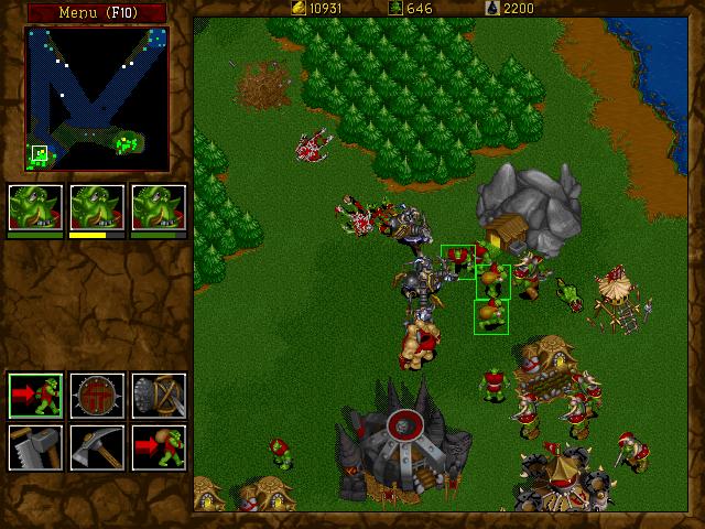 Warcraft Ii Part 14 Mission 14 Warcraft Ii Retcon Harder