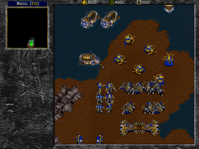 Warcraft Ii Part 28 Mission 14 Varin S Victory