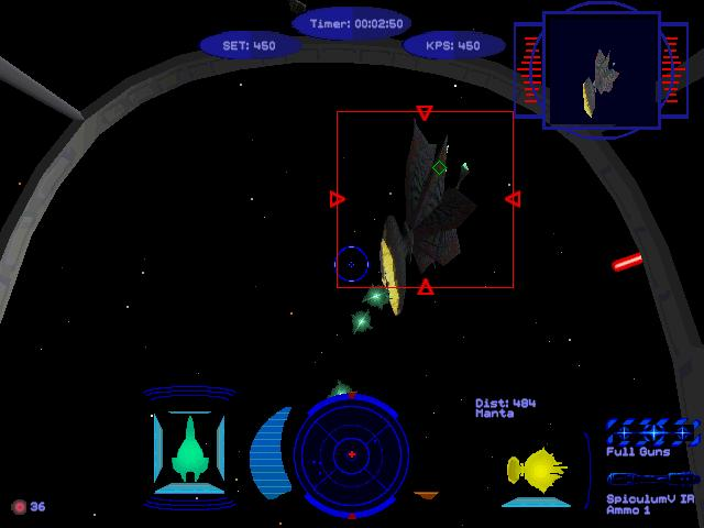Wing commander prophecy part 15 flight log 13 lt for Wing commander prophecy