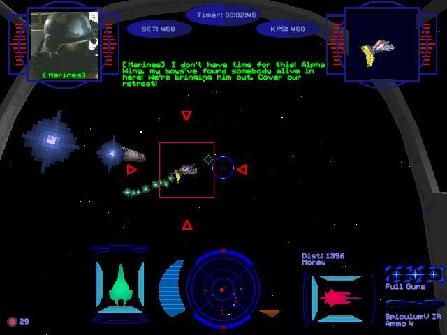 Wing commander prophecy part 19 flight log 17 lt for Wing commander prophecy