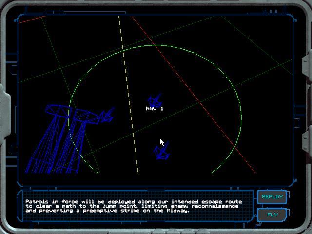 Wing commander prophecy part 2 flight log 2 lt for Wing commander prophecy