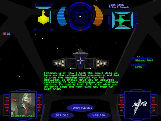 Wing commander prophecy part 24 flight log 19 lt for Wing commander prophecy