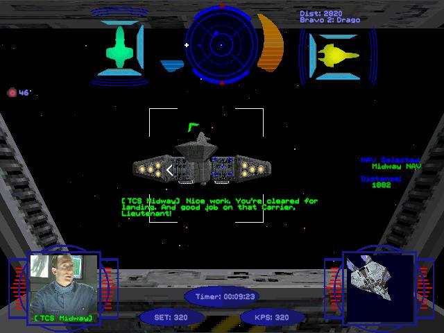 Wing commander prophecy part 29 flight log 23 lt for Wing commander prophecy