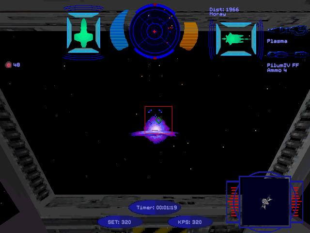 Wing Commander Prophecy Part 31 Flight Log 25 Lt Lance Casey