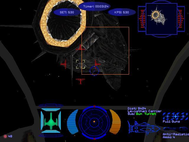 Wing commander prophecy part 34 flight log 28 lt for Wing commander prophecy