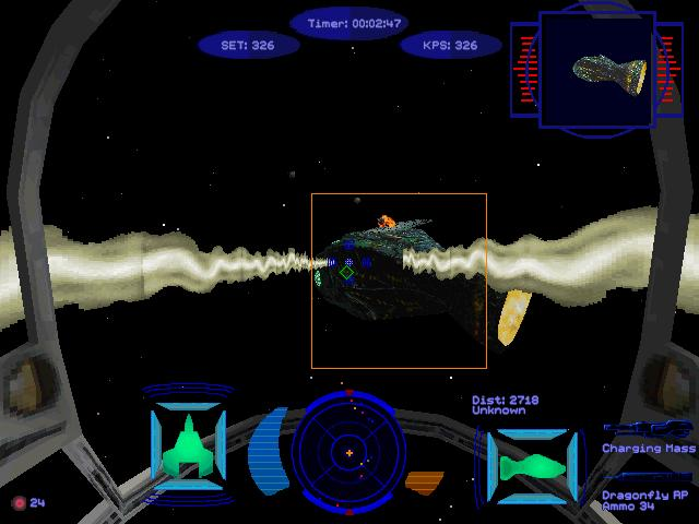 Wing commander prophecy part 5 flight log 5 lt for Wing commander prophecy