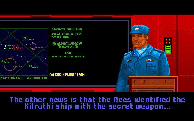 Wing Commander Part #34 - Mission #30: 20 June 2654, Valgard System