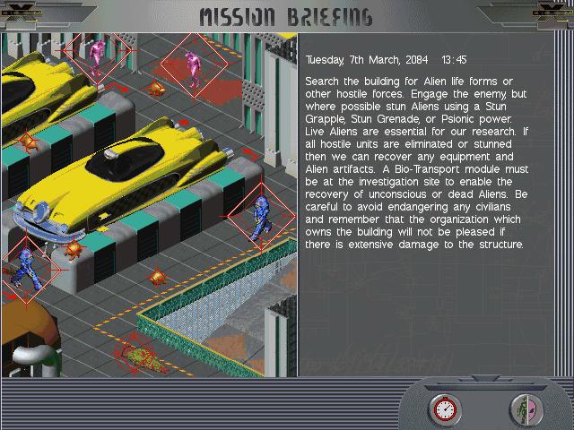 X-COM: Apocalypse - Update 3