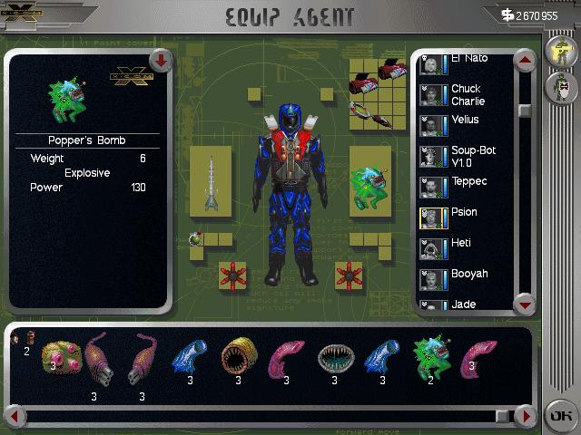 X-COM: Apocalypse - Update 60