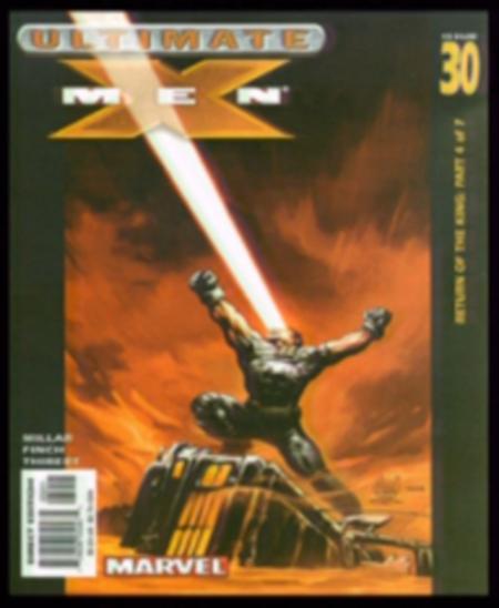 X Men Legends Magma X-Men Legends