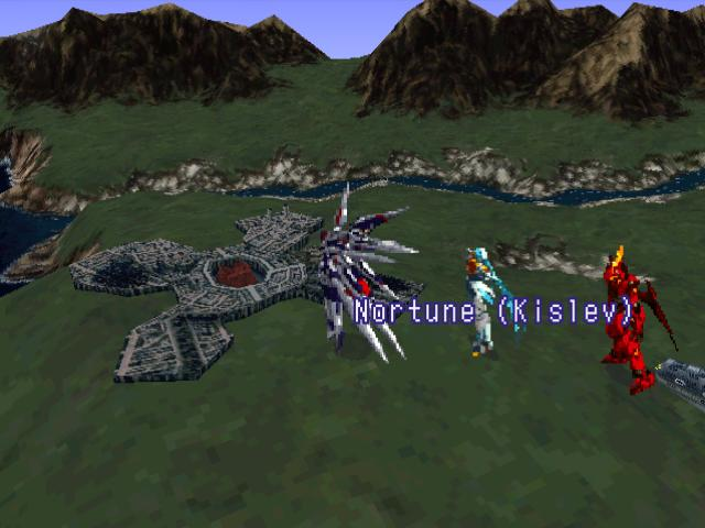 Xenogears part 145 episode cxlii beyond thunderdome dot landmark on the world map ish kislev kislev is still somewhat active clearly this is proof there is no real god in xenogears world gumiabroncs Images
