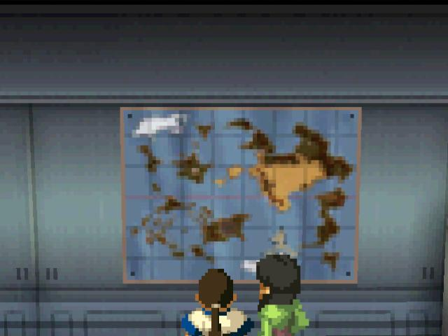 Xenogears part 45 episode xliii ricardo banderas silent assassin we can also take a look at a rather pixilated old map of xenogears entire world weird seems to have a few extra continents compared to the world map gumiabroncs Images