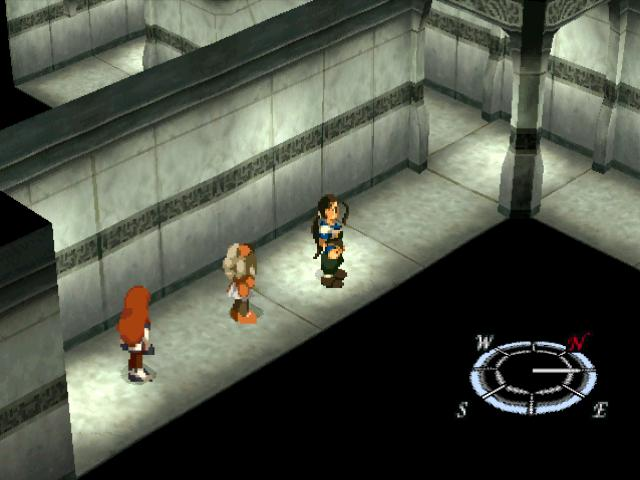 Xenogears part 81 episode lxxviii maria balthasar and for Balthasar floors
