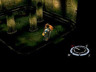 dungeon xenogears